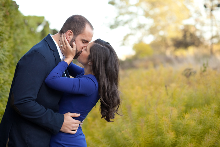 Downtown Chicago Engagement Session
