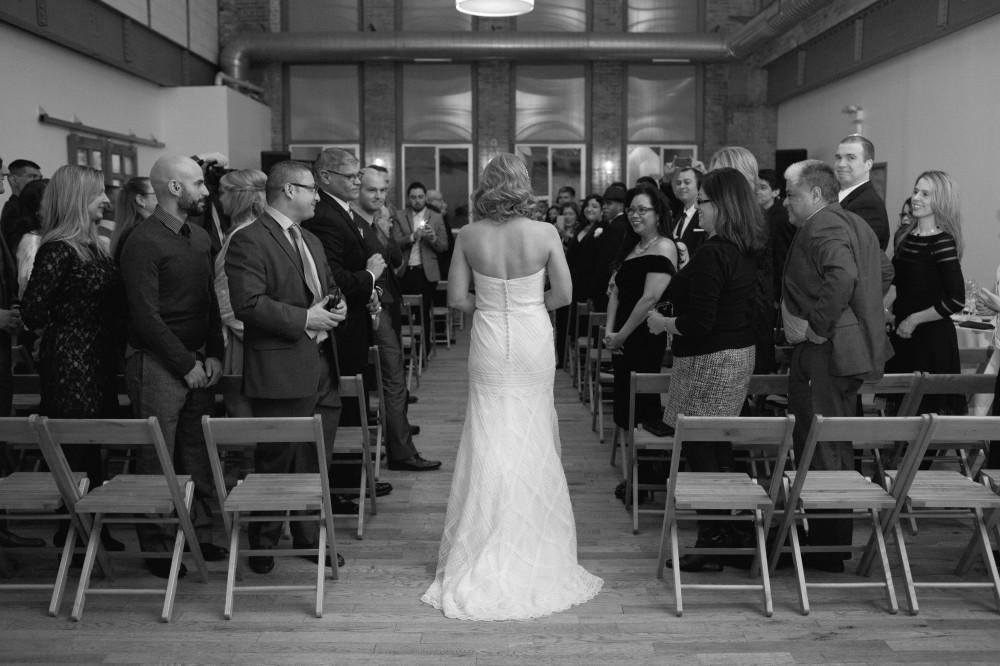 Kitchen Chicago Wedding Photos
