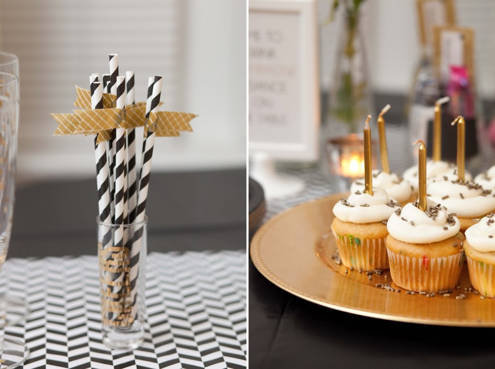 A Black & Gold Soiree