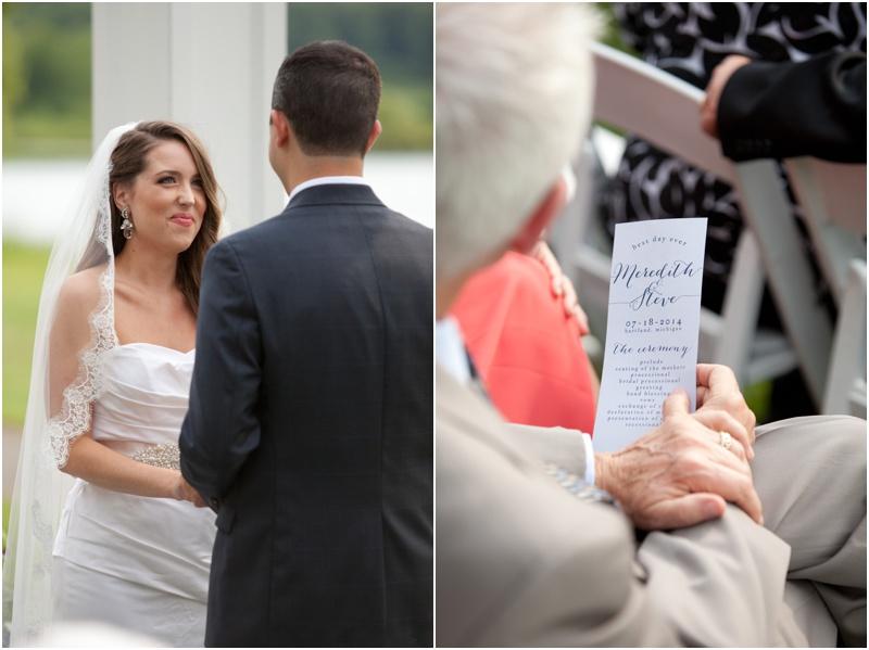 Classic Michigan Wedding Photos