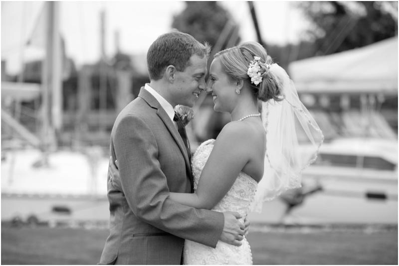 Nautical Michigan Wedding