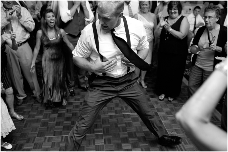 Classic Michigan Wedding