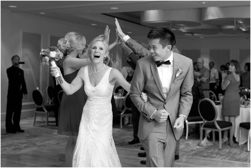 Elegant Michigan Wedding