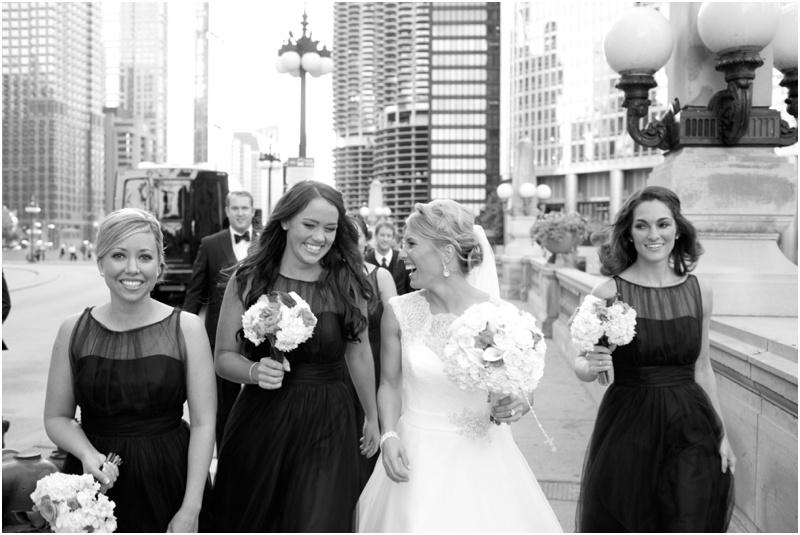 Union League Club of Chicago Wedding Photos