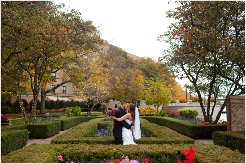 Hotel Baker Wedding Photos