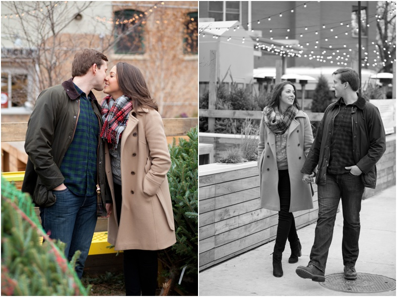 Chicago Winter Engagement Session
