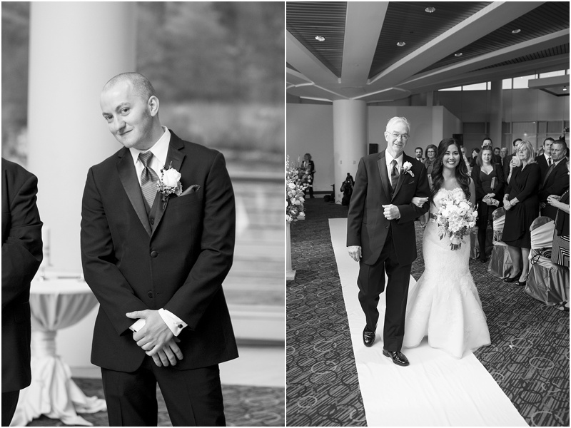 Doubletree at Esplanade Lakes Wedding Photos by Natalie Probst Photography