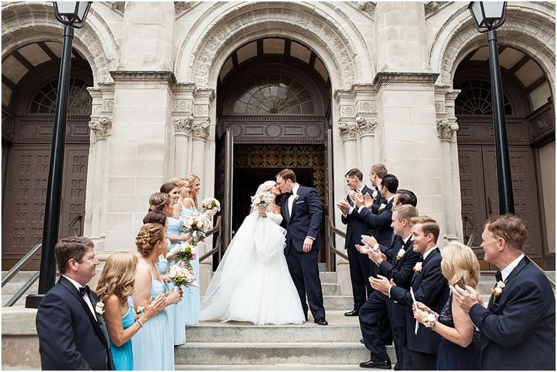 Newberry Library Wedding Photos