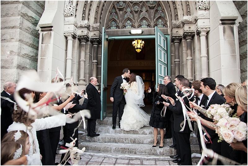 Palmer House Wedding Photos
