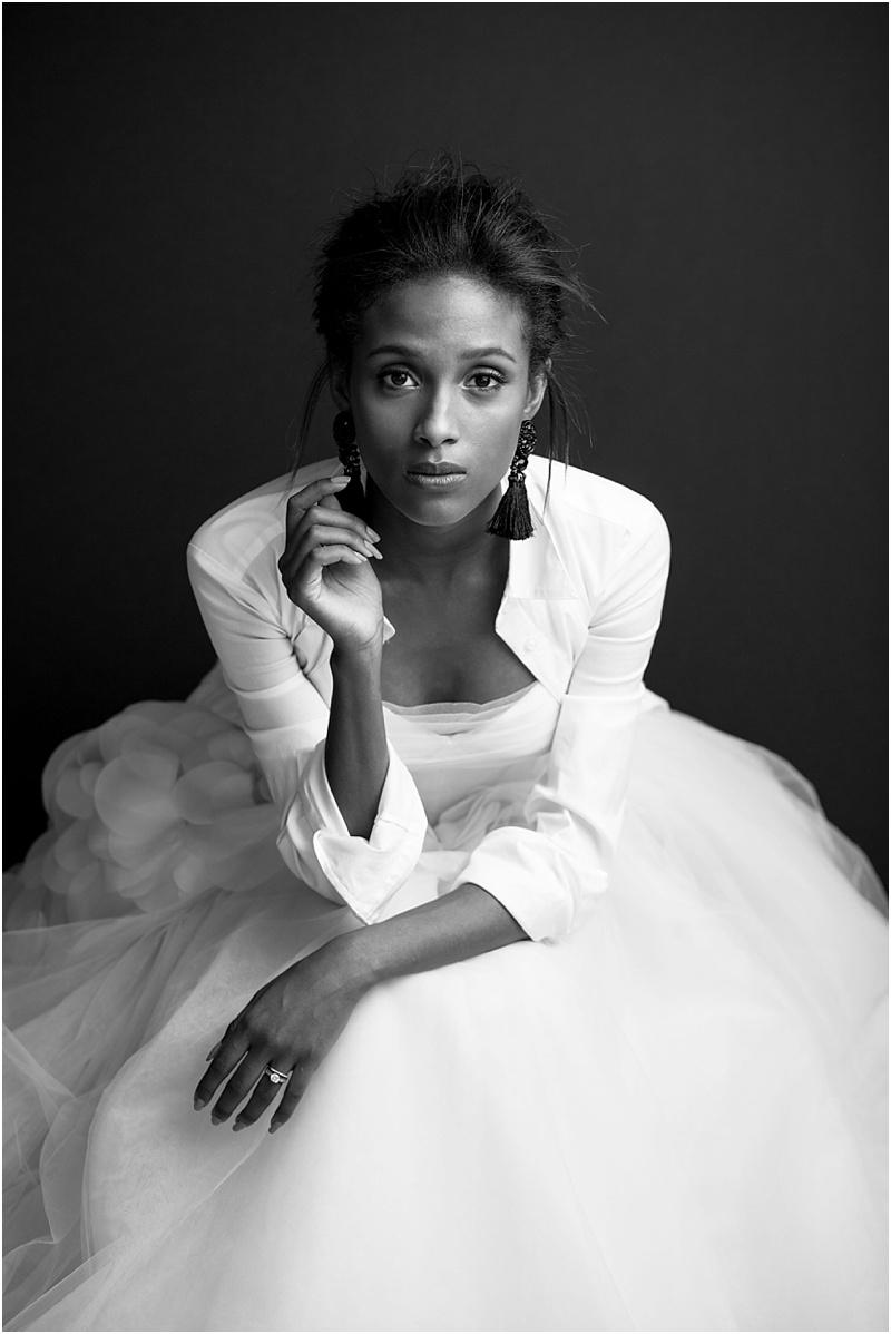 Editorial Bridal Portraits