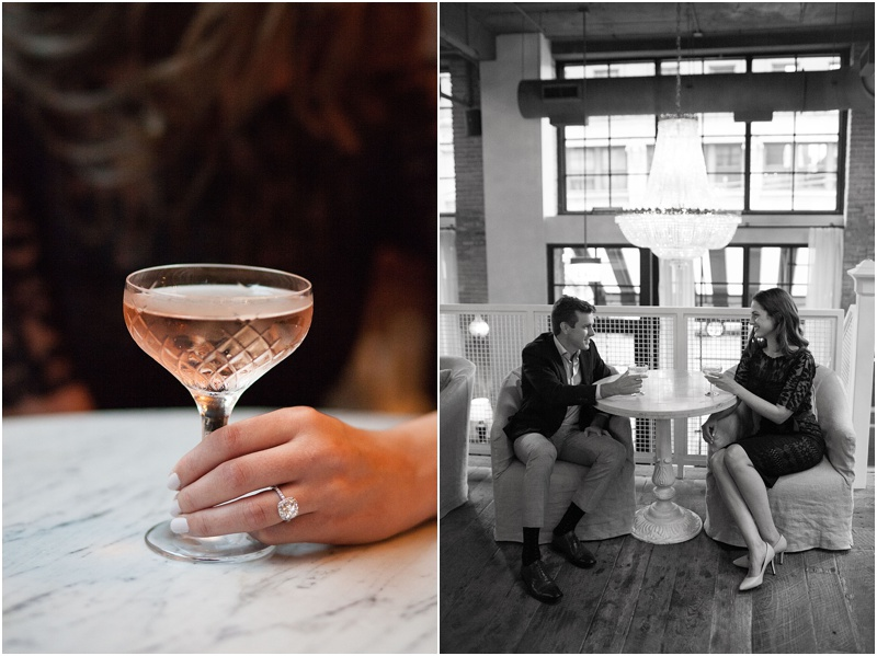 West Loop Engagement - Natalie Probst Photography