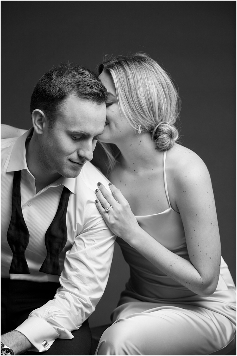 JENNY & PETER IN STUDIO - NATALIE PROBST PHOTOGRAPHY