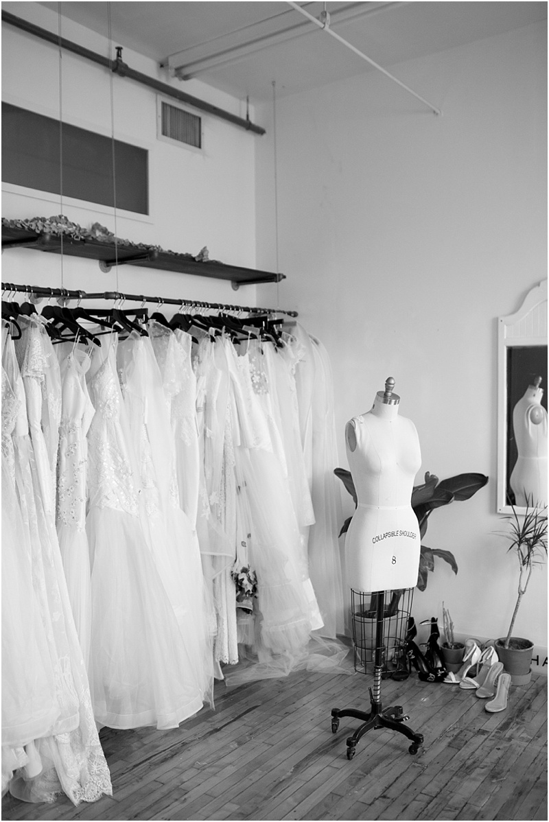 SAMANTHA SLEEPER + NYC BRIDAL MARKET - NATALIE PROBST PHOTOGRAPHY